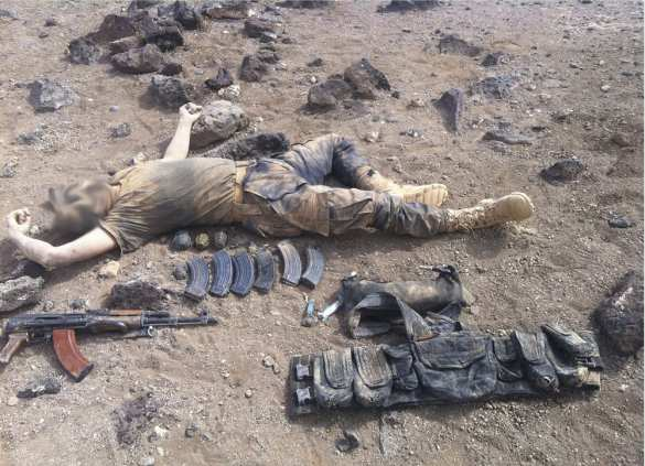 СРОЧНО: Спецназ в Сирии уничтожил группу боевиков США, шедших на помощь ИГИЛ (ФОТО 18+) | Русская весна