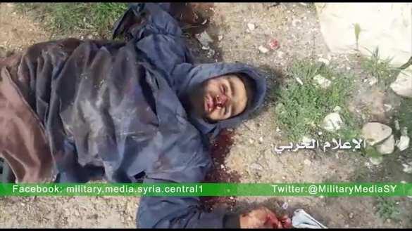 Кровь за кровь: террористы ИГИЛ опубликовали жестокие кадры иззахваченного Ханассера, на следующий день их трупы показала САА (ФОТО, ВИДЕО 18+) | Русская весна
