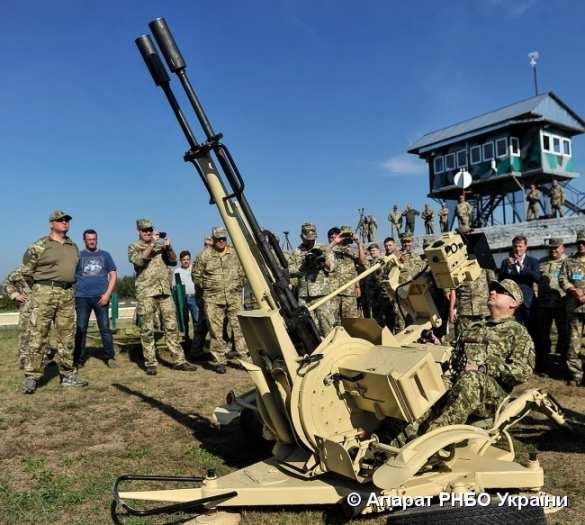 На Украине испытали новое вооружение (ФОТО, ВИДЕО) | Русская весна