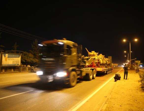 Сирия: Турецкие войска готовятся уничтожить силы проамериканской коалиции (+ФОТО) | Русская весна