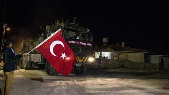 МОЛНИЯ: Турция начала военное вторжение в Идлиб, намереваясь расправиться с проамериканской коалицией SDF (+ФОТО, ВИДЕО) | Русская весна