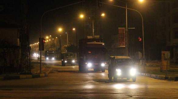 Турецкие танки вошли в сирийский Африн (+ФОТО, ВИДЕО)   Русская весна