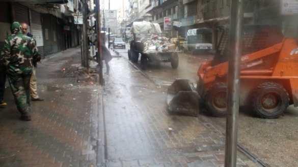 Восстановление Алеппо — эксклюзивный фоторепортаж «Русской Весны» | Русская весна