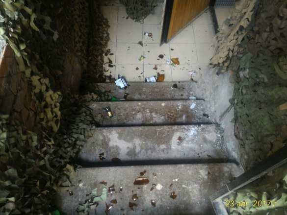 Музей воинской доблести Донбасса был атакован экстремистами в честь годовщины «иловайского котла» (ФОТО)   Русская весна