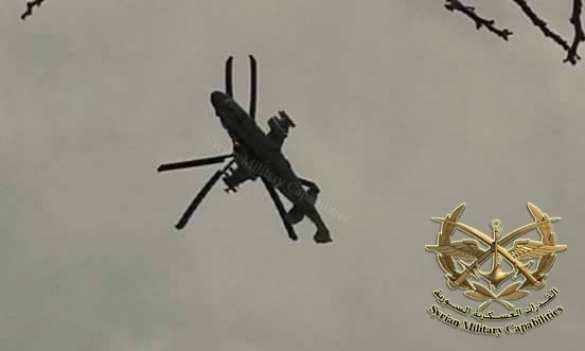 Появились первые кадры полетов в Сирии боевых вертолетов «Аллигатор» и «Ночной охотник» (ФОТО, ВИДЕО) | Русская весна