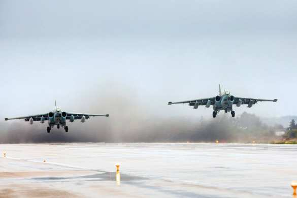 Как российские летчики покидают Сирию (ФОТОРЕПОРТАЖ) | Русская весна