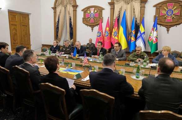 Курт Волкер встретился с Парубием и министром обороны Украины (ФОТО) | Русская весна
