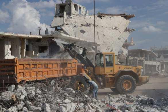 Стремительно меняющаяся Сирия (ФОТО, ВИДЕО) | Русская весна