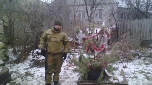 На Донбассе «загадочно» погиб снайпер ВСУ (ФОТО)   Русская весна