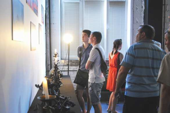 Москвичам показали «Донбасс, опаленный войной» (ФОТО, ВИДЕО) | Русская весна