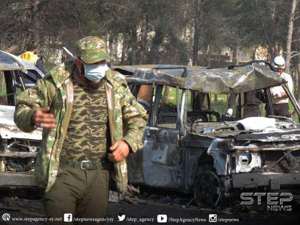 СРОЧНО: Страшный взрыв сотряс Алеппо, убиты и ранены 200 человек — первые кадры (ФОТО, ВИДЕО 18+) | Русская весна