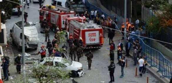 СРОЧНО: Взрыв в курортном городе Турции (ФОТО, ВИДЕО) | Русская весна