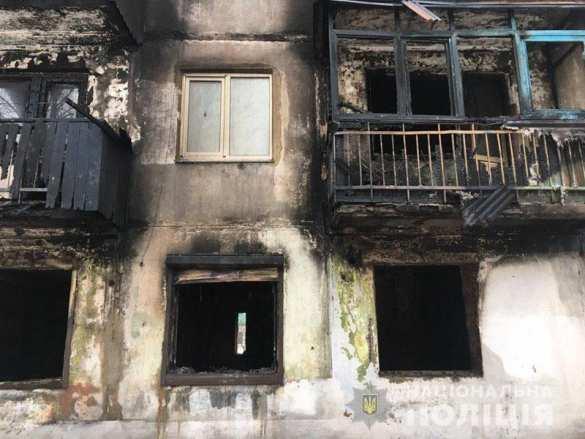 НаДонбассе прогремел взрыв вжилом доме (ФОТО) | Русская весна