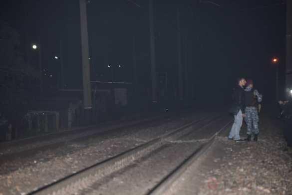 МОЛНИЯ: в Одессе неизвестные взорвали железнодорожные пути (+ФОТО) | Русская весна