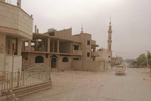 После ИГИЛ — репортаж РВ из последней столицы террористов (ФОТО) | Русская весна