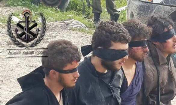 ВАЖНО: ВСирии захвачены боевики, подозреваемые в уничтожении Ми-8 ВКС РФ во время операции по спасению пилотов Су-24 — эксклюзив «РВ» (ФОТО) | Русская весна