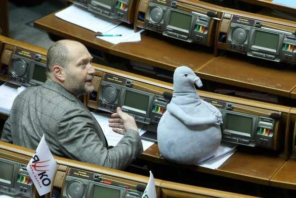 Обукраинской политике: Береза привел вРаду Ждуна (ФОТО, ВИДЕО)   Русская весна