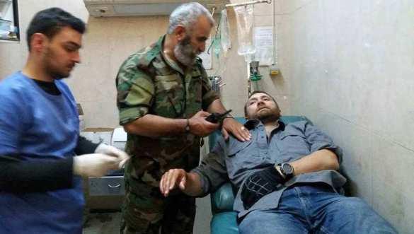 ВАЖНО: одесские военкоры ранены ударом ИГИЛ вДейр-эз-Зоре (ФОТО) | Русская весна