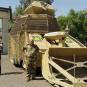 Бронированные БЕЛАЗы ИГИЛА и их союзников из сирийской оппозици (ФОТО, ВИДЕО)