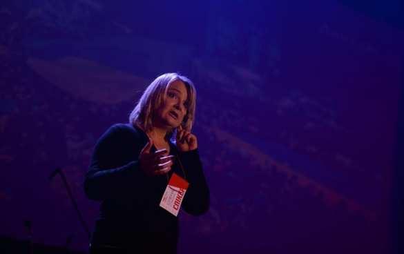 «Донбассу нужны виселицы, а не школы». К такому выводу пришла участница конференции, проводимой под эгидой частного американского фонда TED | Русская весна
