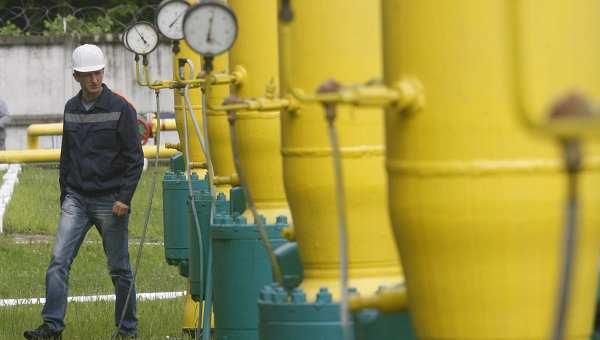 Киев в ноябре сократил потребление российского газа почти в 3 раза | Русская весна