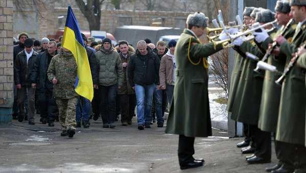 В Одесской области заявили о провале новой волны мобилизации | Русская весна