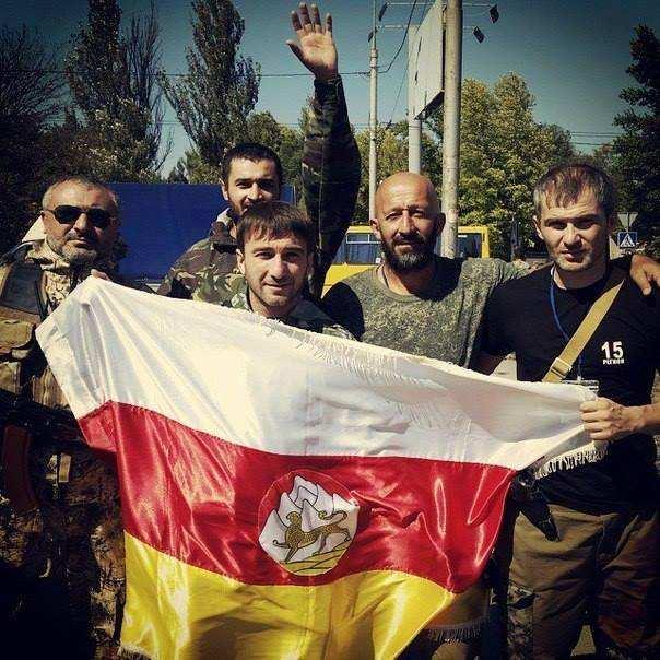 «Любые силы, которые сеют раздор между ополченцами — враги ДНР»: осетины из батальона «Восток» отвечают позывному «Хмурый» | Русская весна