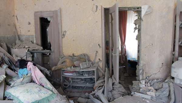 Власти Донецка: угрозы выброса радиации из-за взрыва на химзаводе нет | Русская весна