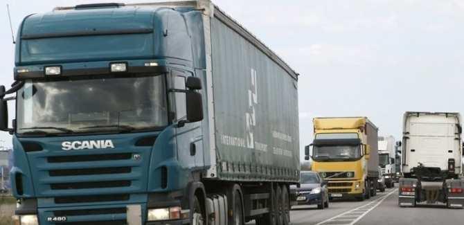 Киев и Москва не согласовали квоты на транзит грузов в 2016 году   Русская весна