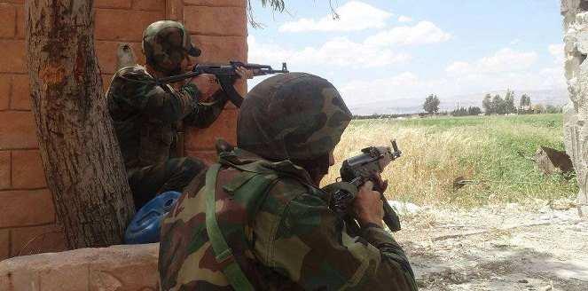 Вооруженные силы Сирии освободили христианский город к востоку от Хомса | Русская весна