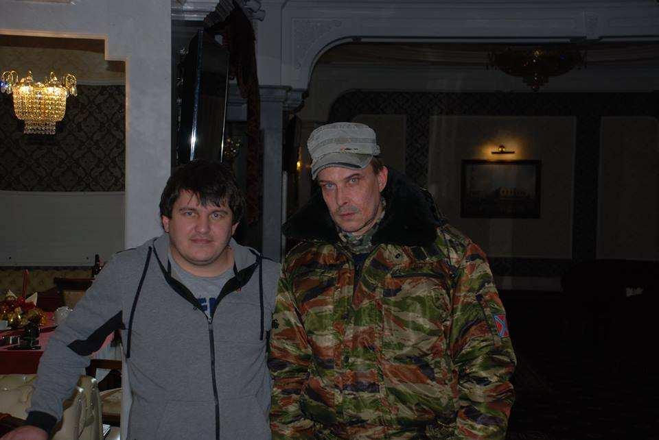 Абхаз: «Как только Украина пойдет в наступление, назад она побежит с нами на плечах» | Русская весна