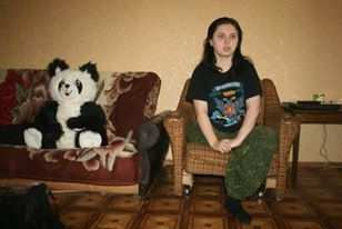 Истории ополченцев: снайпер Валентина — 24 года, маляр из Макеевки, пережила клиническую смерть | Русская весна