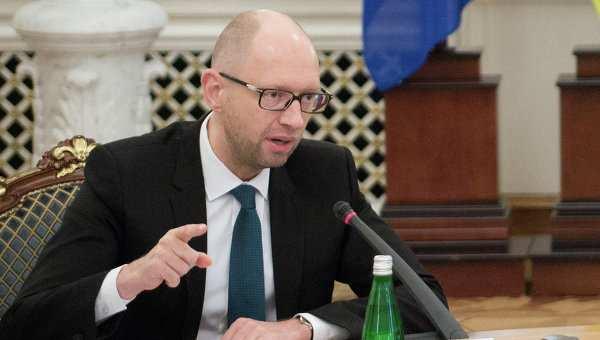 Яценюк: Украина ждет решения МВФ по изменению политики кредитования | Русская весна