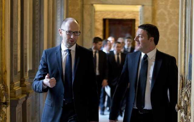 План Яценюка: арабы и негры вместо русских? | Русская весна