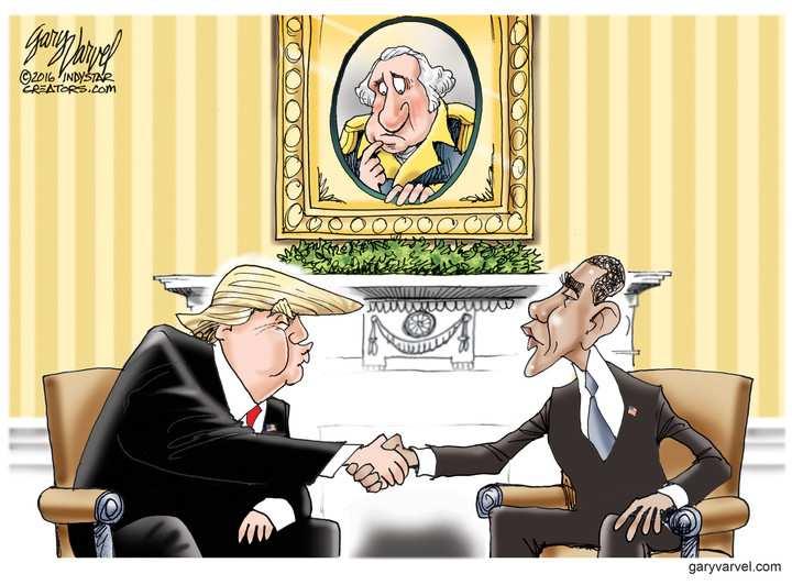 «Путин иАсад убили моих друзей иукрали детство», — Трамп расчехлил информоружие изарсенала Обамы (ФОТО, ВИДЕО) | Русская весна