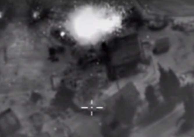 Подробности ночных боевых вылетов ВКС России в Сирии | Русская весна