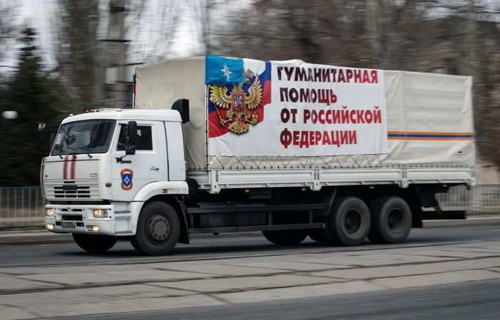 14 мая Россия отправит на Донбасс 26-й гумконвой | Русская весна