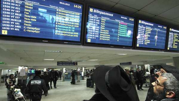 Киев от запрета на полеты воздушных судов РФ уже потерял 10 млн евро | Русская весна