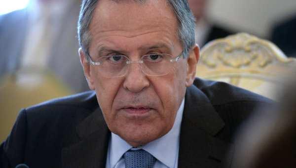 Попытки изъять пункт о Донбассе противоречат минскому договору, — Лавров | Русская весна