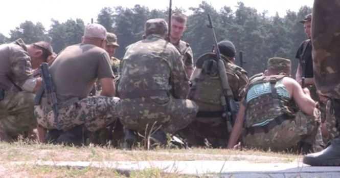 В25-м батальоне «Киевская Русь» дезертировал командир противотанковой бригады | Русская весна