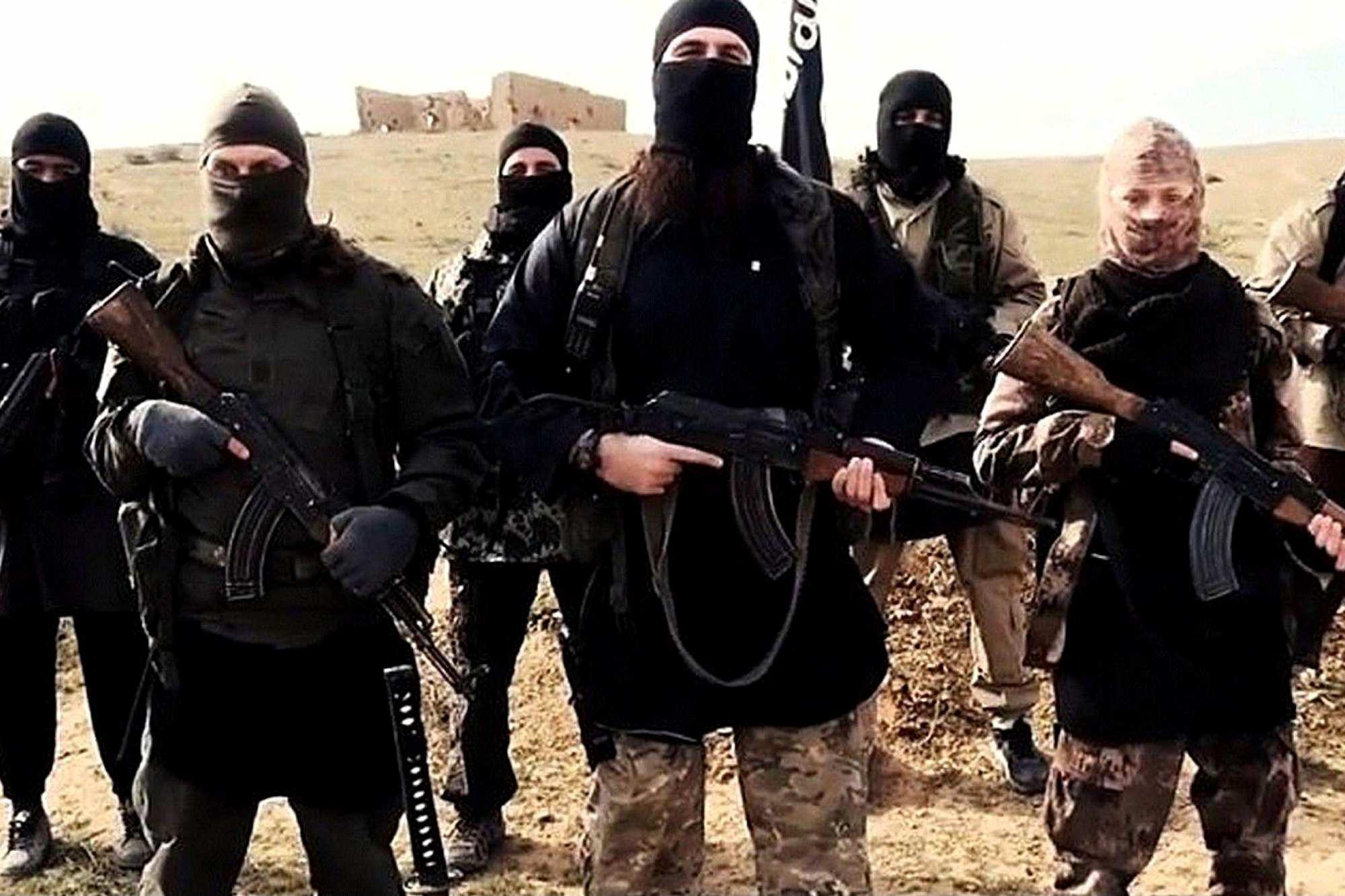 ИГИЛ готовится к наступлению на сирийско-ливанской границе | Русская весна