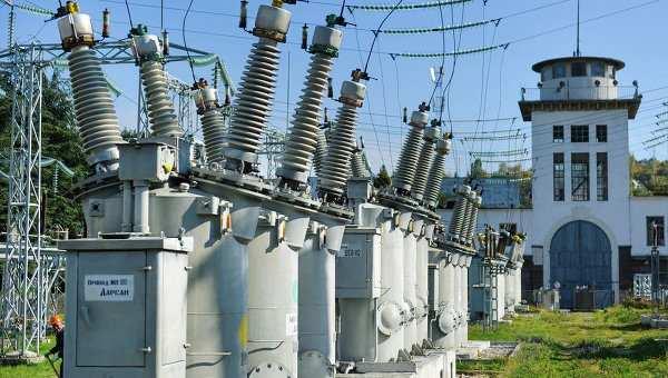 Крым сам сможет поставлять электроэнергию Украинe | Русская весна