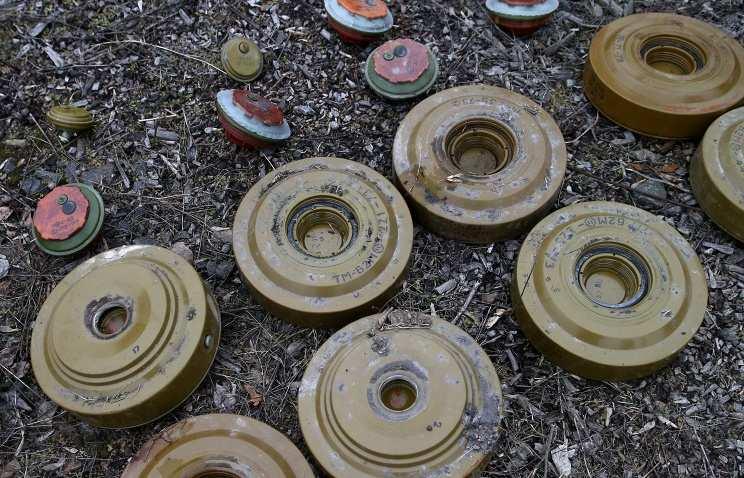 В Станице Луганской на растяжке подорвались гражданские жители, двое погибли   Русская весна