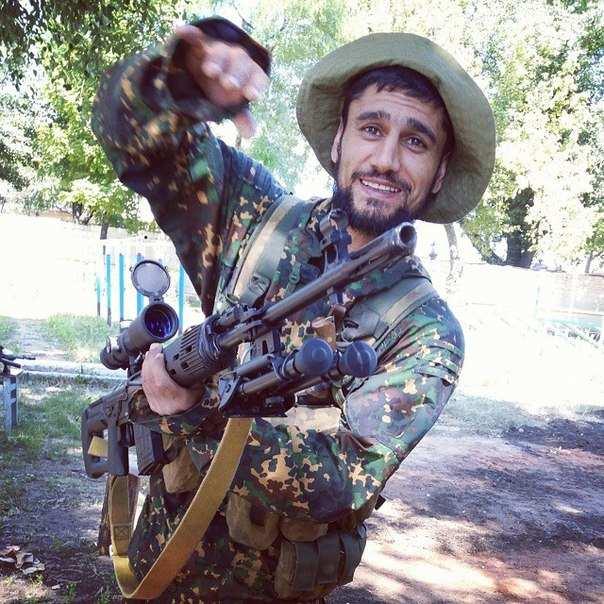 Воин Новороссии афганец Абдула: «Если мы не поможем русским на Донбассе, то кто потом поможет нам?» (ФОТО) | Русская весна