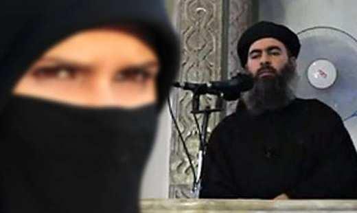 Главарь ИГИЛ разыскивает сбежавшую жену-немку | Русская весна