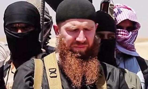 В Ираке схвачен один из главарей ИГИЛ Абу Омар аш-Шишани | Русская весна