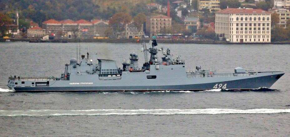 Вооруженный «Калибрами» новейший фрегат ВМС Россииидет в Сирию (ФОТО, ВИДЕО)   Русская весна