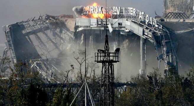 Падение Донецкого аэропорта: как это было (+ФОТО/ВИДЕО) | Русская весна