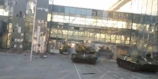 ДНР не зря сражалась за Донецкий аэропорт — туда могут садиться самолеты | Русская весна