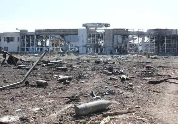 2 декабря с 18:00 в аэропорту Донецка может начаться перемирие, — Пургин | Русская весна